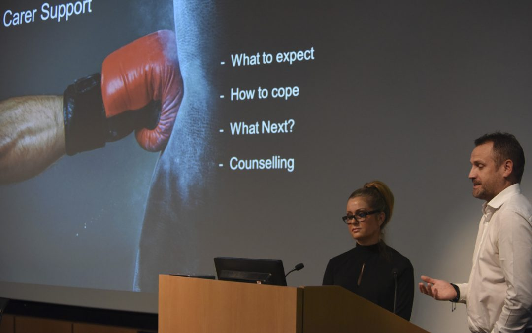 Patients speak up at successful stakeholder event