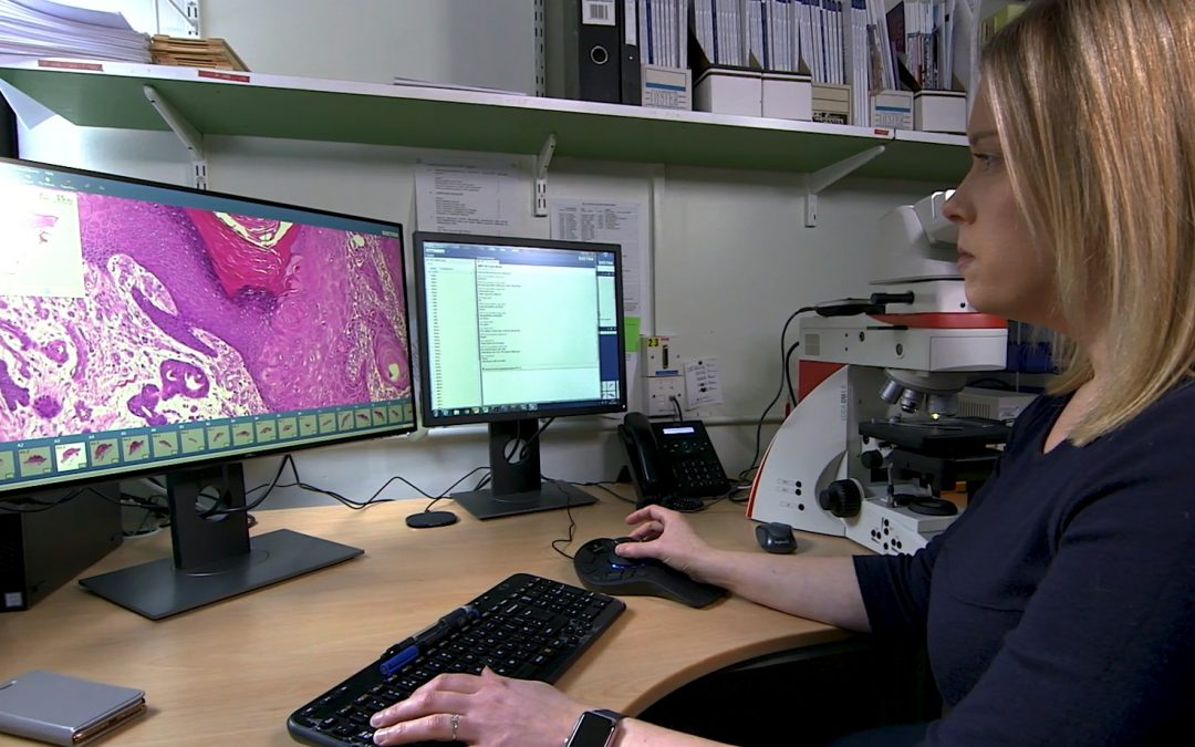 Film showcases benefits of digital pathology